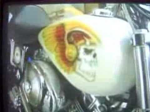HELLS ANGELS BEAT & STAB BANDIDOS BIKER GANG Video