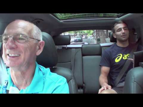 Kia Open Drive 2013: Marinko Matosevic