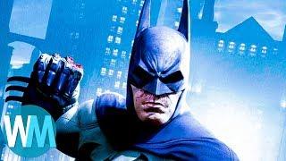 Top 10 Best Batman Games