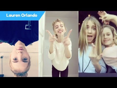 🔴 Lauren Orlando Musical.ly Compilation 2017 Best Dance Musically