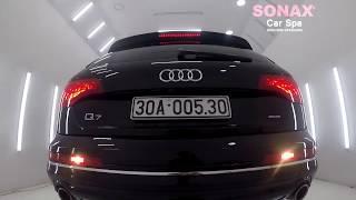 Sonax Car Spa Detailing Audi Q7 2019