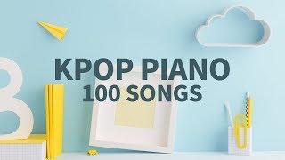 ?? ??? 100? ?? ?? ???? ???? 6HOURS Kpop piano 100 songs