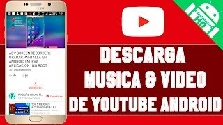 OGYouTube v1.1 Descargar vídeos de YouTube (Android) 2015-2016