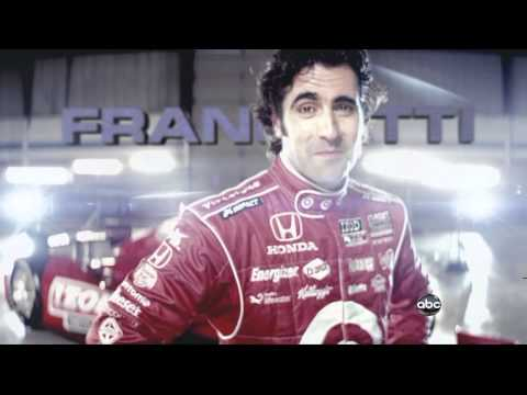 2012 IZOD IndyCar St. Petersburg ABC Intro