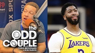 Chris Broussard & Rob Parker - Should Anthony Davis Be Playing With An Injury?