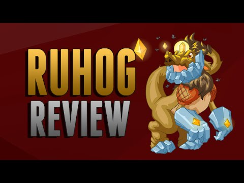 Ruhog Review - Miscrits SK