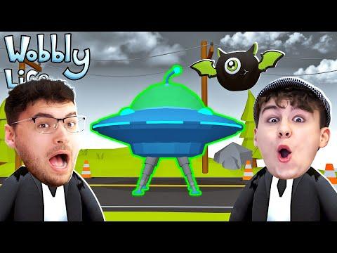 WIR HABEN DAS UFO!! - Wobbly Life