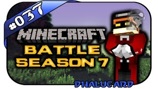 MINECRAFT BATTLE S07 #037 - UNSERE FALLE - Let's Play Minecraft - Dhalucard