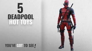 Top 10 Deadpool Hot Toys [2018]: Marvel Comics Movie Masterpiece Deadpool 1/6 Scale Plastic Painted