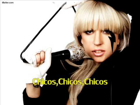 Lady Gaga - Boys Boys Boys (subtitulada Al Español) video