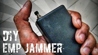 DIY EMP Jammer | How to Make an EMP