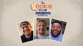 J.D. and Dom joined by Pete Alonso explain the Mets and Mercury Retrograde  | The Cookie Club | SNY