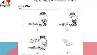 N5 - ĐỀ THI THỬ SỐ 6- N5 MOCK TEST 6 (ĐÁP ÁN+TÍNH ĐIỂM)