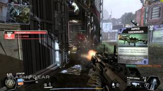 Titanfall Campaign Multiplayer gameplay: The Colony/Attrition
