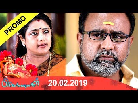 Priyamanaval Promo  21-02-2019  Sun Tv Serial Promo Online