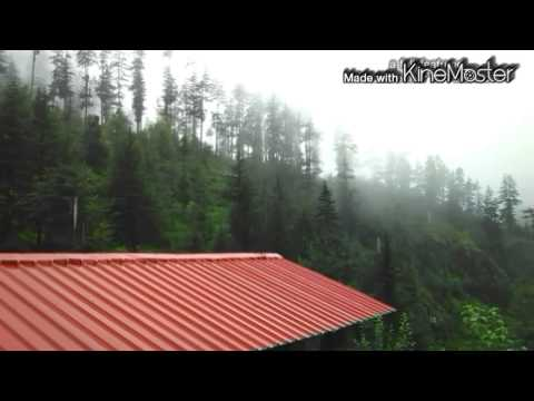 Jibhi cafe & cottages in monsoons