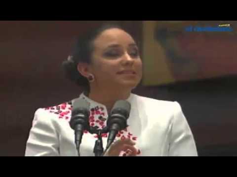 Discurso de Gabriela Rivadeneira, Presidenta de la Asamblea Nacional