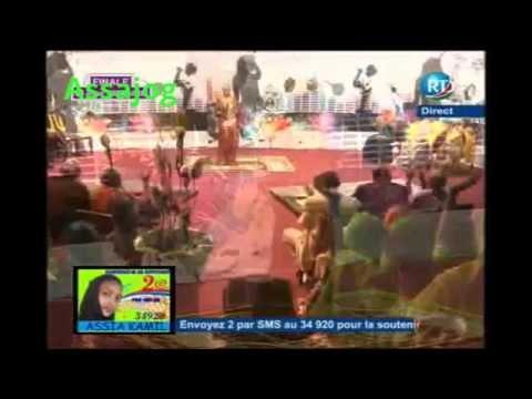 Djibouti: Concours des jeunes talents 07/11/2013 (1/2)