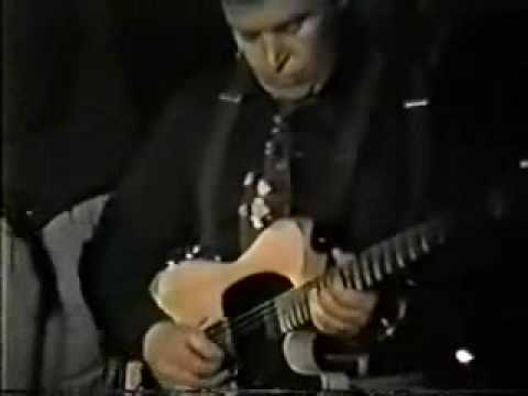Danny Gatton at The Roxy in 88 - 03 Melancholy Serenade