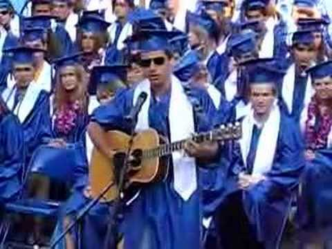 Pomme Performing at Tam High Graduation 2007