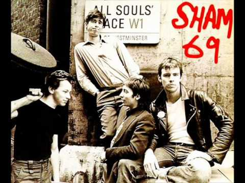 Sham 69 - Family Life