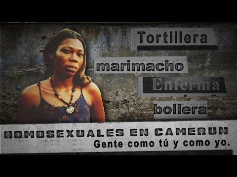 Pascaline. Lesbiana, vive perseguida por la policía en Camerún.