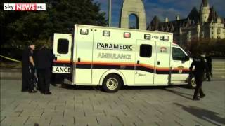 Canadian Soldier Shotgunned Dead At Ottawa War Memorial By Muslim Filth Invaders