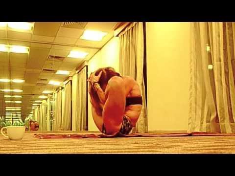 bikram yoga spoken instruction