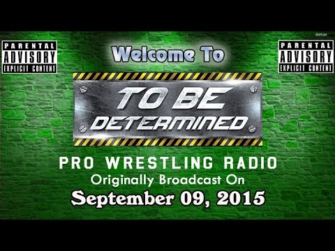The To Be Determined Radio Show Replay - September 9, 2015