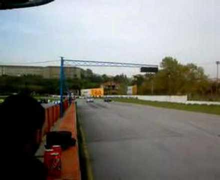 Clio RS VS Astra GSI Drag Race
