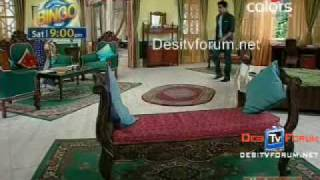 Bhagyavidhaata - Vinay & Bindiya Kheer Scene - P1 (20 Jan 2010)