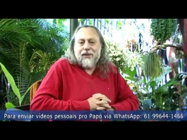 Vídeos dos amigos do Papo: Alessandra - RJ