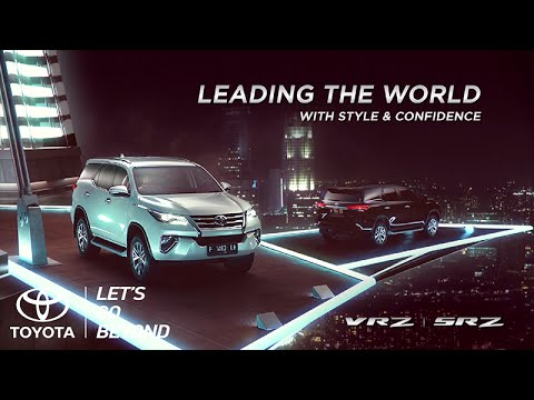 Judul Lagu Iklan Toyota All New Fortuner 2016