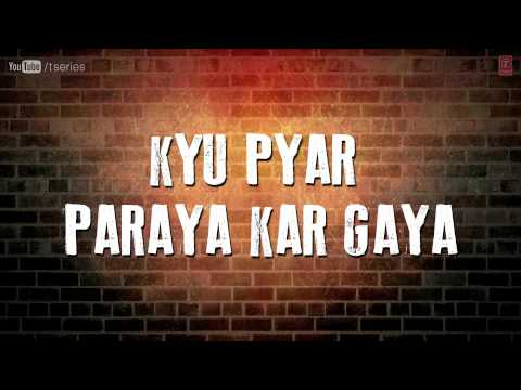 Sajna Ve Sajna Lyric Video Mickey Virus | Latest Hindi Movie 2013 video