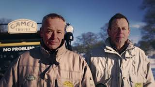 Bob and Joe Ives – Land Rover – The Spirit of Adventure