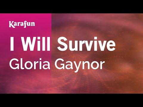Артист: i will survive минус