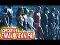 CRISIS ON EARTH-X Final Trailer - The Flash DCTV Crossover (Sub Español)