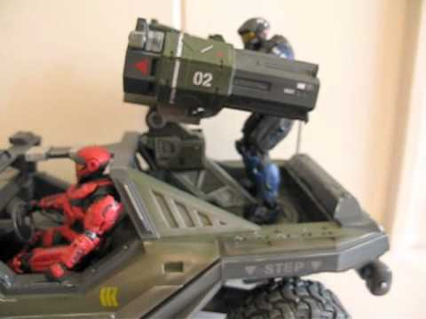 McFarlane Halo Reach Vehicle Upgrade Pack