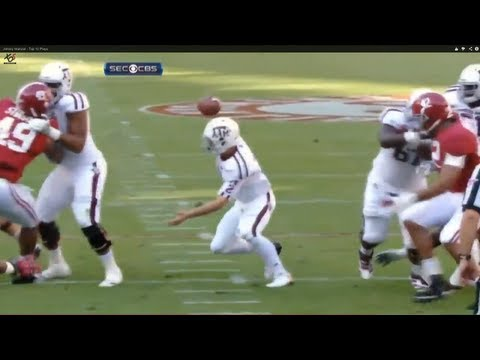 Johnny Manziel - Top 10 Plays