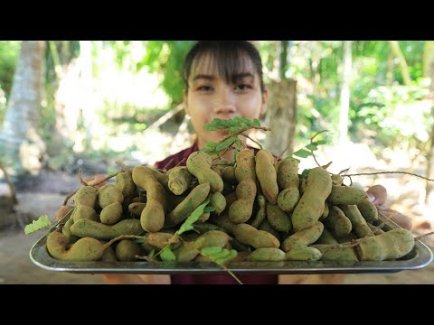 Yummy cooking Tamarind  with fish recipe - Cooking skill