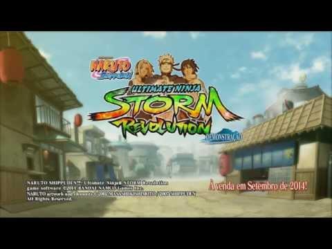 Скачать торрент: NARUTO SHIPPUDEN: Ultimate Ninja STORM Revolution (+ 3 DLC