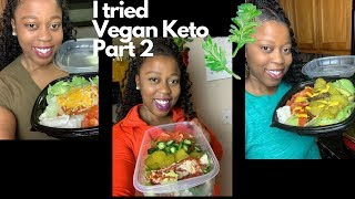 I went Keto Vegan for 14 days