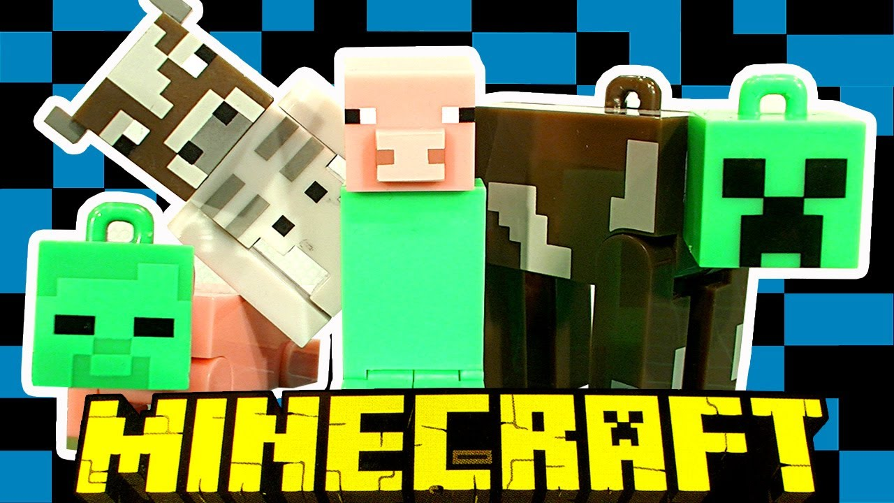 Minecraft Hangers Blind Bags Hack The Good The Bad Amp Ugly
