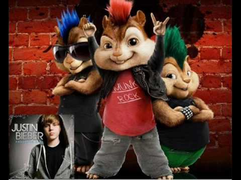Justin Bieber ft. Jaden Smith - Never Say Never (Chipmunk Version...