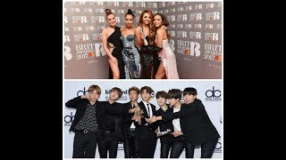 Little Mix and BTS similarities Part IV