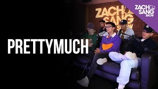 PRETTYMUCH talks Would You Mind, One Direction and French Montana