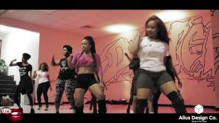 #HeelTalk Presents: Tasha B. Masterclass @ NC Underground Dance Studio