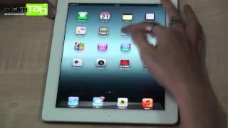 รีวิวด้านการใช้งานต่างๆของ The new iPad