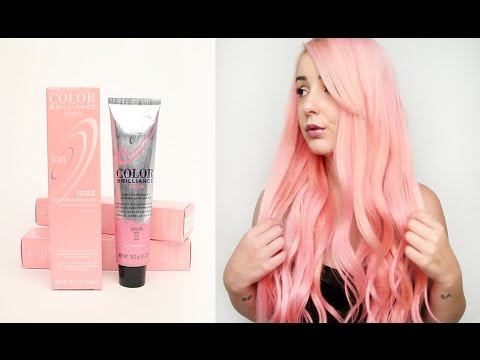 Review & Demo: Ion Color Brilliance in ROSE | by tashaleelyn