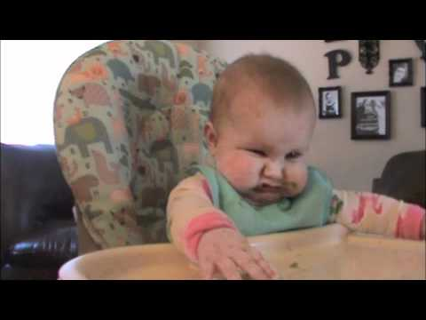 Bebes - A los bebés no les gusta la verdura